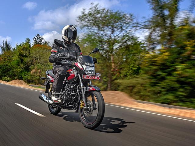 Review: Bajaj Platina 110 H-gear review, test ride