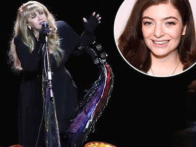 Stevie Nicks on Lorde: 'She Probably Would Have Been the Third Girl in Fleetwood Mac'