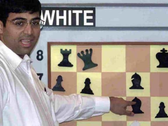 Legendary chess player Vishwanathan Anand reacts after entrepreneur Nikhil Kamath admits taking #39;help of computers#39; to win