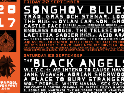 A Place To Bury Strangers added to Liverpool Psych Fest line-up