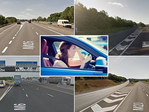 Motorway exits that will cost you up to half an hour and £3.50 if you miss them
