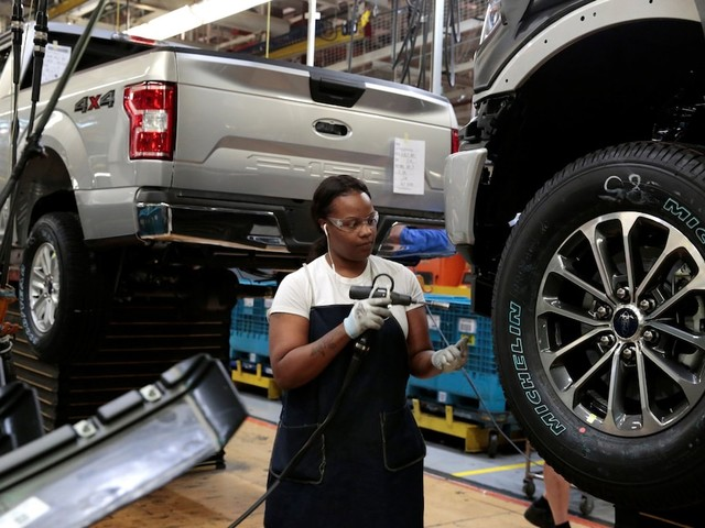 Auto stocks pop on news that Trump may delay tariffs by up to 6 months (F, GM, TSLA)