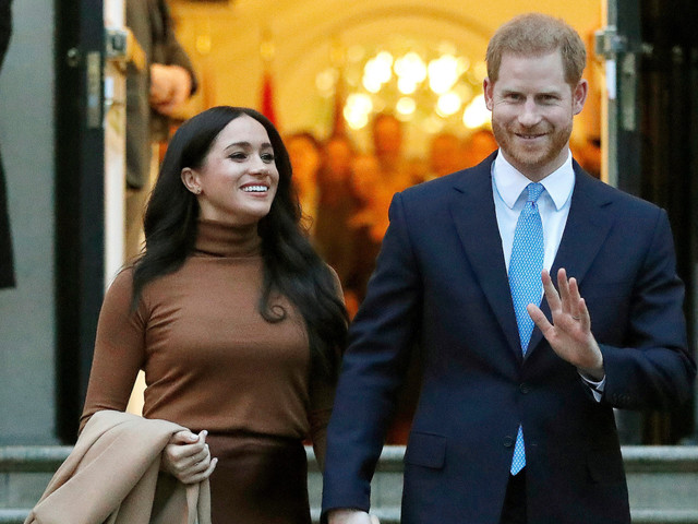 Prince Harry and Meghan Markle demanding privacy is 'farcical' as they do 'nothing but put themselves in the public eye'