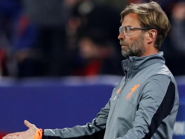 "Jurgen Klopp despairs as Liverpool ""stop playing football"" in Champions League shocker at Sevilla"