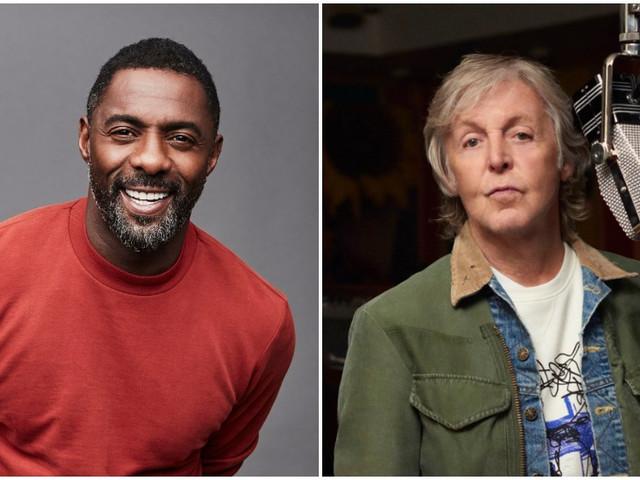 Idris Elba Interviews Paul McCartney for BBC Holiday Special