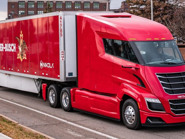 Nikola's CEO gives the biggest reason why businesses should buy the Nikola Two instead of Tesla's Semi truck (NKLA)