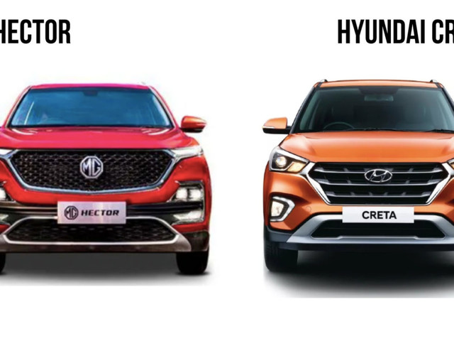 MG Hector Vs Hyundai Creta: Specification Comparison