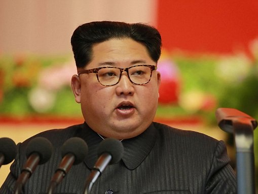 Is Kim planning ANOTHER missile launch this Sunday?