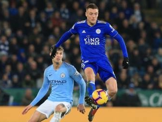 Man City slump continues at Leicester to further dent title challenge