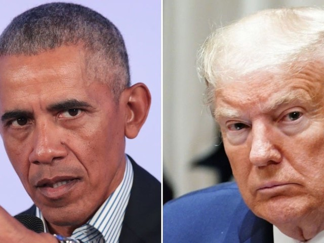 Trump, who reversed Obama-era efforts to demilitarize police, now falsely says Obama 'never even tried' to reform policing