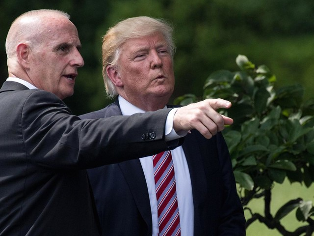 Trump's former bodyguard makes $15,000 a month from a GOP 'slush fund' - CNBC