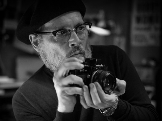 Artist Andrew Levitas Tackles Corporate Greed in Johnny Depp Starring 'Minamata'