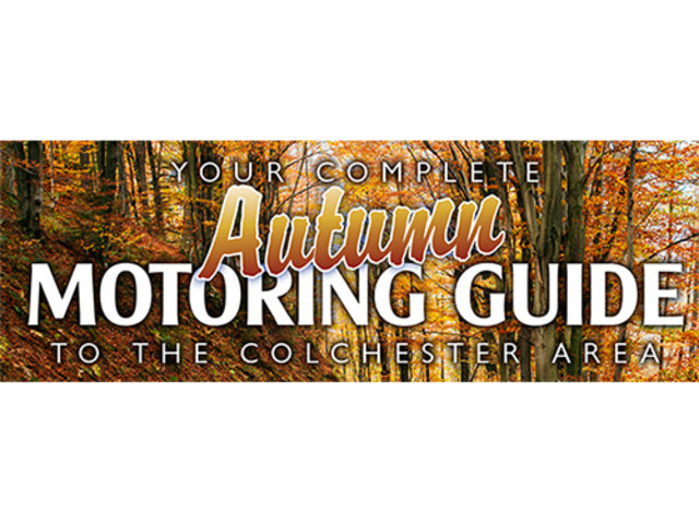 Autumn Motoring Guide Feature