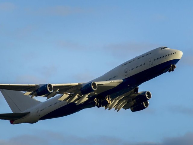 This airline just bought two Boeing 747 jumbo jets online
