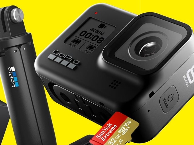 Black Friday is a great time to pick up a new camera — here are best deals on DSLRs, action cams, drones, and more