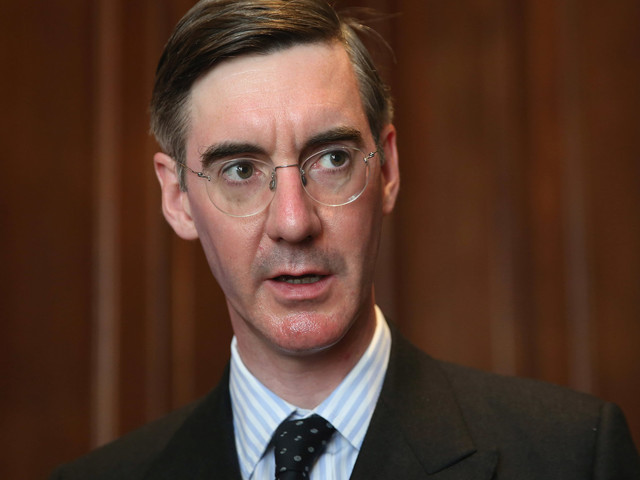 Jacob Rees-Mogg Says Rise In Foodbank Usage Is 'Rather Uplifting'