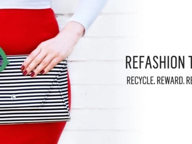 Rewarding Clothing Recycling Promotions - The 'Refashion the Future' Event Celebrates Earth Day 2017 (TrendHunter.com)
