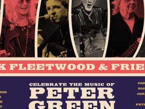 Peter Green Celebration Concert album – feat. Noel Gallagher, David Gilmour – gets latest preview