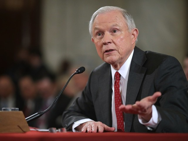 Jeff Sessions: 'We're seeing real violence' from today's stronger marijuana. Well ... no.