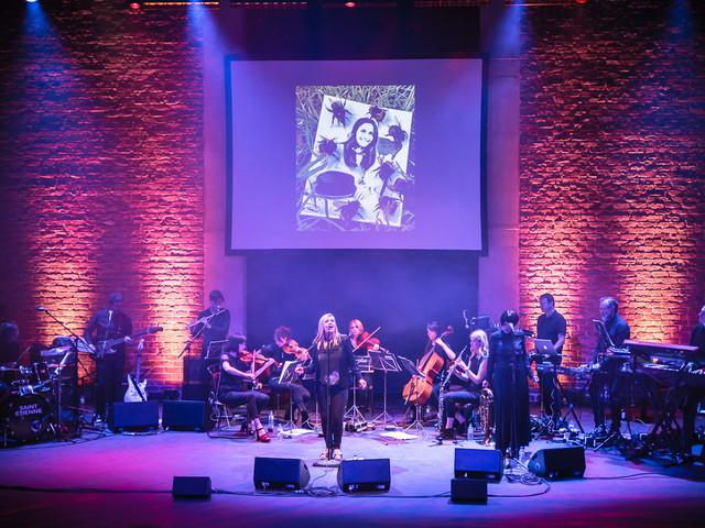 Saint Etienne: Everyman Theatre, Liverpool