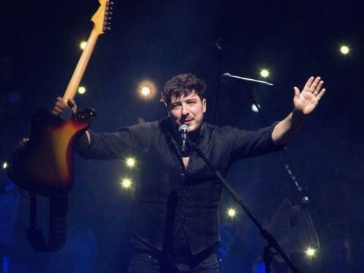 Concert Review: Mumford & Sons Ride 'Delta' During U.S. Tour Opener in Philly
