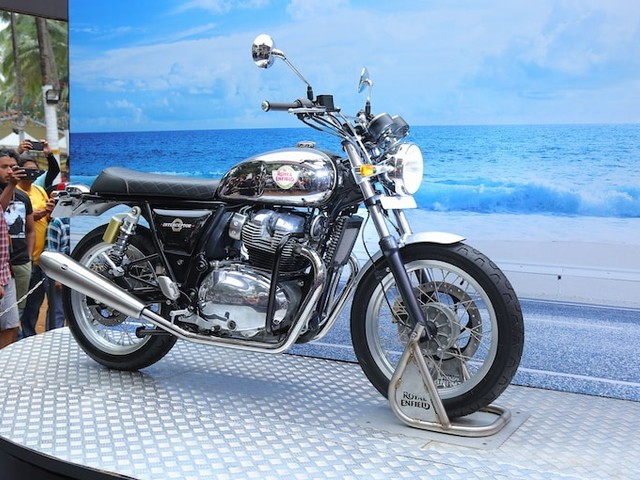 Royal Enfield Interceptor And Continental GT 650 To Have A Global Launch In September