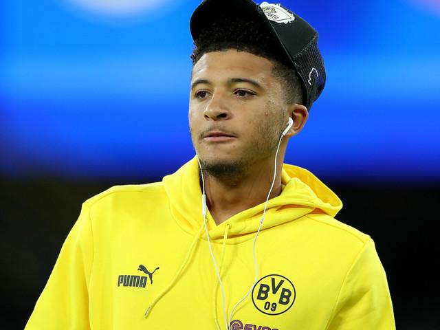 Man Utd held talks over Jadon Sancho transfer with Borussia Dortmund