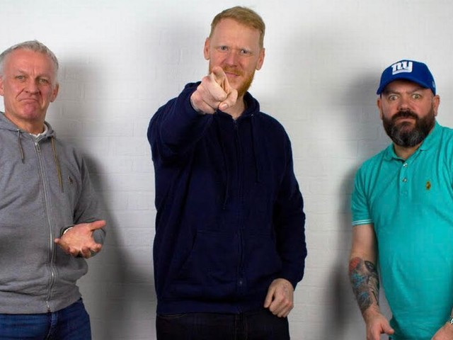 How three 'grumpy' blokes from Alty have got 22 million views on YouTube