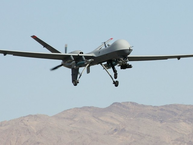 The US will reportedly deploy attack drones to South Korea after the Olympic Games