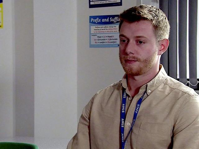 Coronation Street's David Platt reports Daniel Osbourne to the police for assaulting Max
