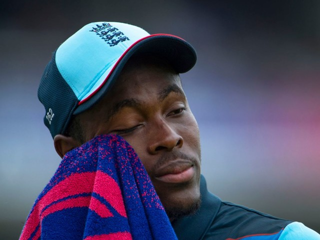 Archer 'grieved during cricket World Cup' after cousin shot dead