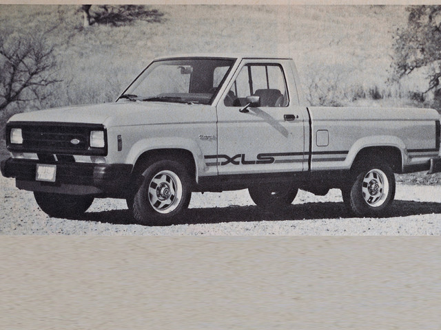 Feature Flashback: 1983 Ford Ranger