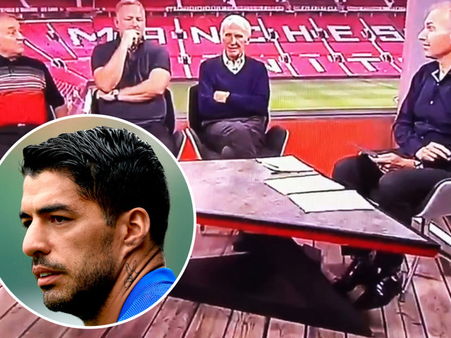 Man Utd fans lay into MUTV after suggestion club should sign ex-Liverpool star Luis Suarez from Barcelona