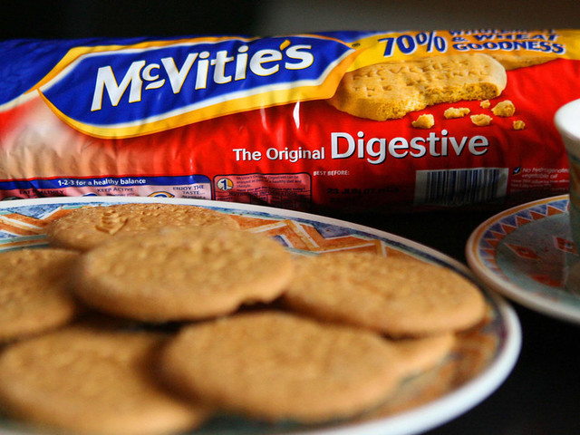 McVitie's Digestive Biscuit Packs Get Smaller Partly Because Of Brexit, As Owner Cites Change In Exchange Rate