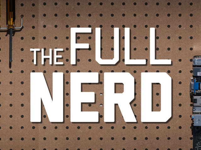 Watch The Full Nerd talk about Intel and AMD news live!