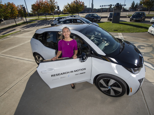 BMW providing 10 pre-owned i3 EVs to UC Davis for 18 months