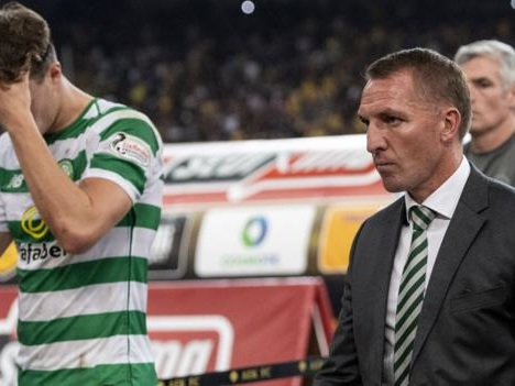 Brendan Rodgers: Celtic should have strengthened like Liverpool