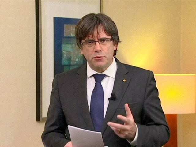 Spanish judge mulls arrest warrant for ousted Catalan leader