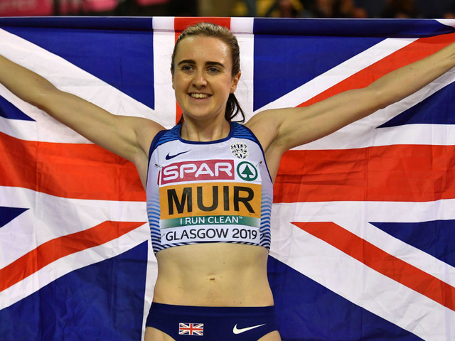 Laura Muir: Team GB's golden girl is tipped for Olympic glory at Tokyo 2020