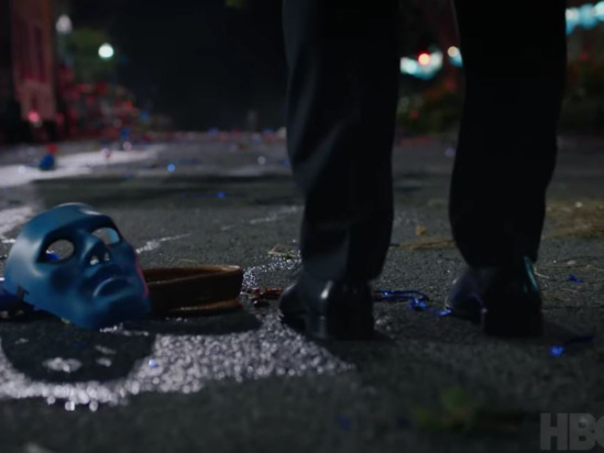 'Watchmen': HBO Series Teases Dr Manhattan's Return to Earth in Comic-Con Trailer (Video)