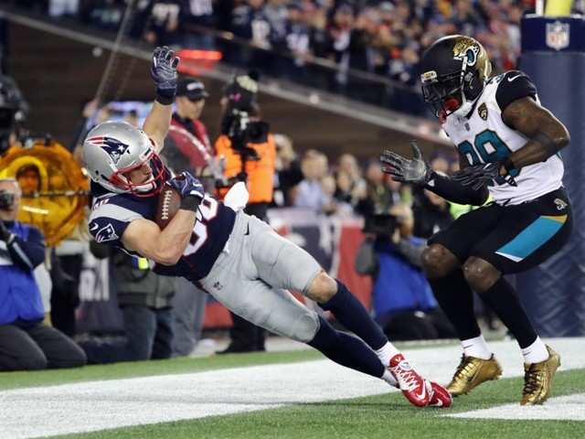 The Two Danny Amendola Catches That Doomed the Jacksonville Jaguars