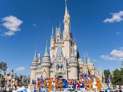 How to go on holiday... from your living room! You can visit Disney World and the Vatican for free