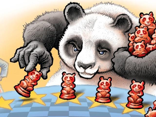 Can China Turn Europe Against America?