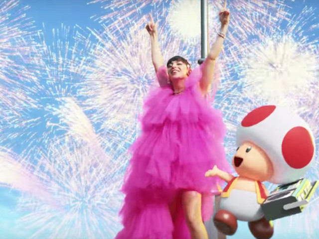 Charli XCX and Toad Invite You to Escape to Nintendo World