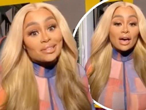 Blac Chyna dishes her opinion on Kim Kardashian and Kanye West's split and Tristan Thompson drama