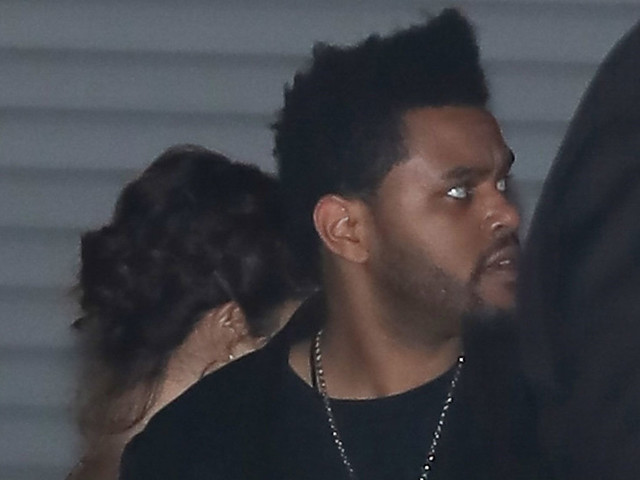 Selena Gomez & The Weeknd Enjoy a Date Night at John Mayer Concert