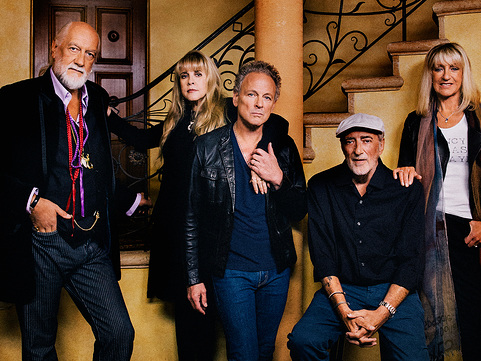 Fleetwood Mac Named MusiCares Person Of The Year 2018