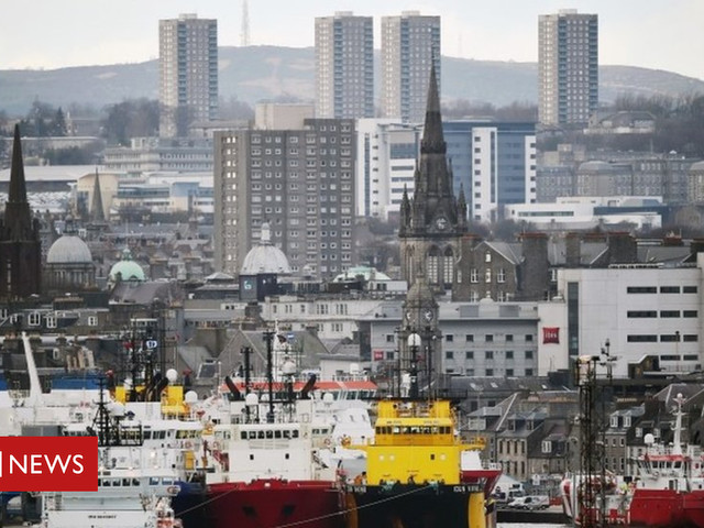 Aberdeen property market 'set for oil industry jobs boom'