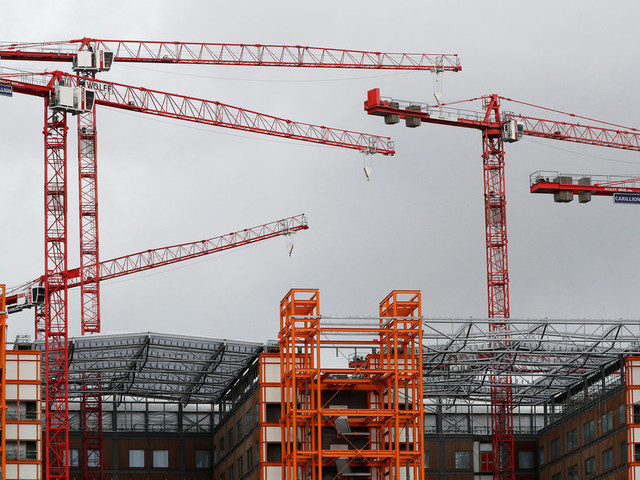 Carillion Pocketed £205m Despite Finishing Just 10% Of Much-Delayed Hospital