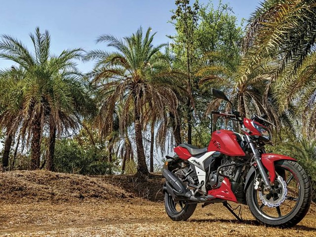TVS launches service support for flood-affected bikes